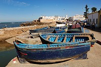 Essaouira; Harbour; Morocco