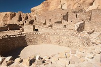 Chaco Culture National Historical Park, UNESCO World Heritage Site, New Mexico, United States of America, North America
