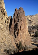 Smith Rocks, Smith Rocks State Park, Oregon