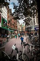 Danemark, Copenhagen, stroget street