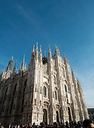 Milan Cathedral is the cathedral church of Milan, Italy. Dedicated to Santa Maria Nascente (Saint Mary Nascent), it is the seat of the Archbishop of M...