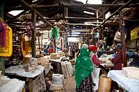 Mercato (The largest market in Africa) Addis Ababa, Ethiopia