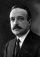 ANDRÉ TARDIEU (1876-1945). French politician. Photographed c1925.