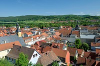 Rudolstadt, Thuringia, Germany, Europe