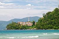 Berjaya Tioman Island Resort in the back, Pulau Tioman Island, Malaysia, Southeast Asia, Asia