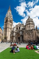 Cathedral of Toledo, Castile La Mancha, Spain