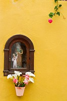 Architectural detail. Garachico. Tenerife, Canary Islands, Spain