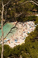 Cala Galdana, Minorca, Balearic Islands, Spain