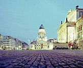 Gendarmenmarkt square, German Cathedral, Konzerthaus, Concert Hall