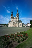 St. Salvator Cathedral of Fulda, Fulda Cathedral
