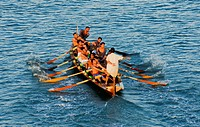 United Arab Emirates, Rowing Boat Racing Contest; Ras Al Khaimah