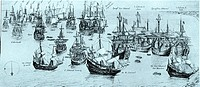 The Conquest of the Silver Fleet. The 8th of September 1628. Despite the general perception that many Spanish galleons were captured by English or Dut...