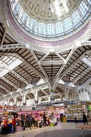 Central Markets, Valencia, Spain, Europe