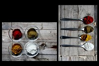 Picture about food spices.