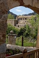 Orient, Village between Bunyola and Alaro, Mallorca, Spain / Orient, Dorf zwischen Bunyola und Alaro, Mallorca, Spanien