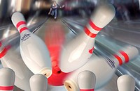 Dynamic recording of bowling.
