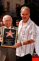 Billy Bob Thornton Billy Bob Thornton honored with the 2,265th star on the Hollywood Walk of Fame. Hollywood, California. October 7th, 2004. Photo by ...