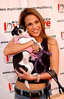 Bonnie-Jill Laflin & Diamond - West Los Angeles/California/United States - MUCH LOVE ANIMAL RESCUE SHOP ´TIL YOU DROOL BENEFIT