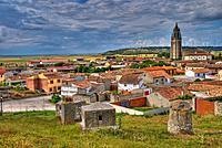Ampudia. Palencia Province. Castilla y León. Spain.