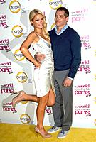 Paris Hilton & Cy Waits - Hollywood/California/United States - THE WORLD ACCORDING TO PARIS PREMIERE PARTY