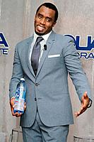 Sean Combs - Los Angeles/CA/United States - AQUA HYDRATE PRESS CONFEREN