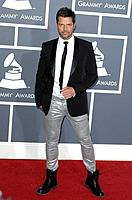 Ricky Martin - Los Angeles/California/United States - 53RD ANNUAL GRAMMY AWARDS