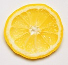 Slice of lemon.