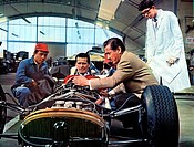 GRAND PRIX JAMES GARNER , TOSHIRO MIFUNE [centre right]