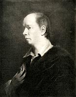 Oliver Goldsmith, Irish-born British playwright. Dramatist, poet and novelist Goldsmith (1724-1774) is best remembered for the novel The Vicar of Wake...