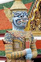Bangkok Grand Palace - Bangkok, Thailand, 28/10/2005