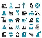 Industrial icons8