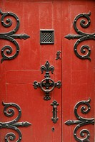 Decrative door