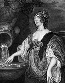 LUCY (nee Percy) countess of CARLISLE wife of James, first earl.