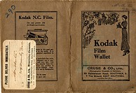 Kodak film wallet