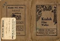 Kodak film wallet