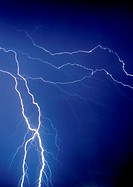 Thunderstorm lightning - 16/09/2008