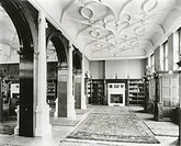 IMechE: view of library, north front