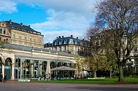 Germany, Wiesbaden, Kranzplatz