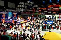 sports festival in Vienna - 13/11/2004