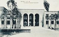 Fascist Women's School at Orvieto, Italy.