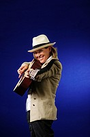 Cerys Matthews, Welsh singer, songwriter and best known for formerly being the lead singer of the Welsh rock band Catatonia, attending the Edinburgh I...
