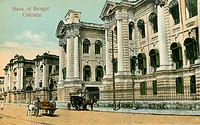 Calcutta, India - Bank of Bengal