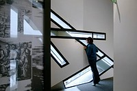 The Jewish Museum Berlin, which opened to the public in 2001, exhibits the social, political and cultural history of the Jews in