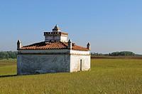 Dovecote.Villaveza del Agua.Tierra de Campos.Zamora province.Castilla y León.Spain.