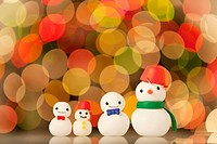 Decorative Snowmen