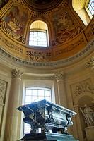 Paris (France). Tomb of Joseph Bonaparte Joseph Napoleon or the National des Invalides in Paris city.