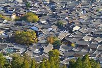 Lijiang Naxi houses