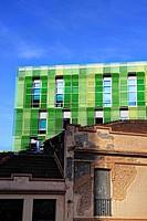 P99 Building in 22@ district, Poblenou, Barcelona, Catalonia