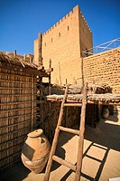 Al Fahidi fort, Dubai Museum, Dubai, United Arab Emirates, Middle East