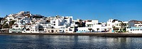 Town of Las Playitas, Fuerteventura, Canary Islands, Spain